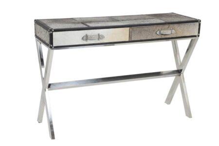 Tisch SKIN grau