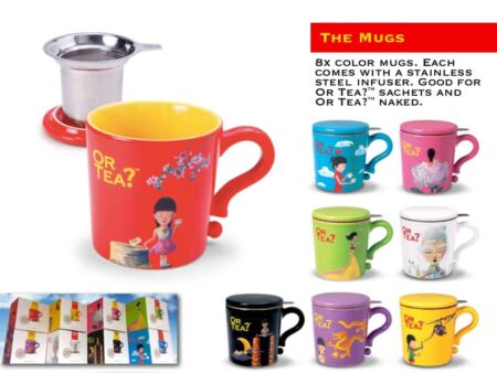 OR TEA? mug family