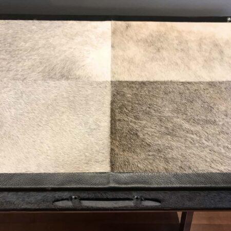 Tisch Kommode SKIN grau
