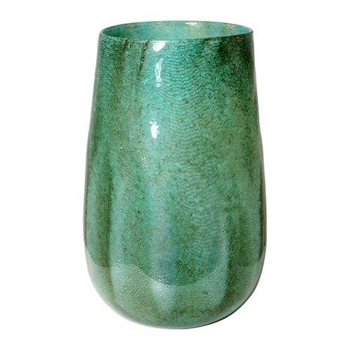 Vase / Windlicht MADGEE Von Light und Living in grün