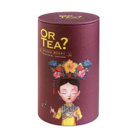Früchtetee, loser BIO Tee. Queen Berry von Or TEA?