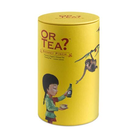 Oolong Tee Bio, loser Tee - monkey pinch von Or Tea?