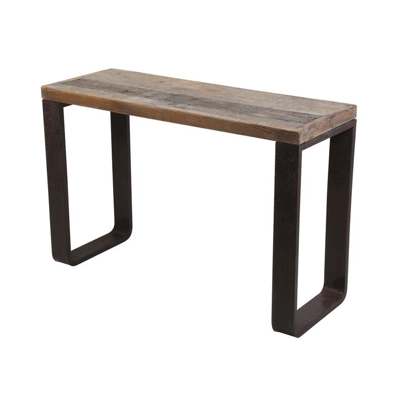 konsolentisch cuenza fabrikdesign gutraum8 besondere tische. Black Bedroom Furniture Sets. Home Design Ideas