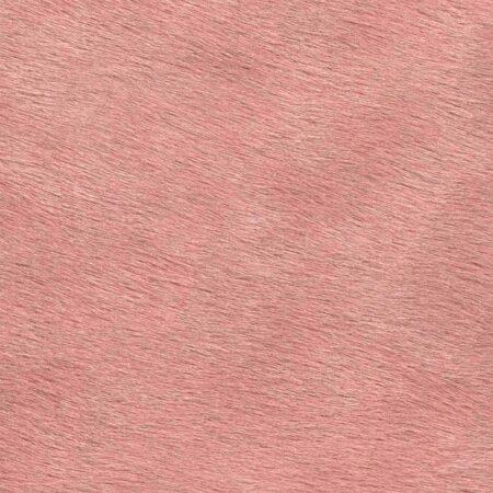 Kuhfell Teppich Softrosa