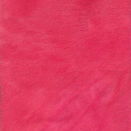 Kuhfell Teppich Rosa-Magenta