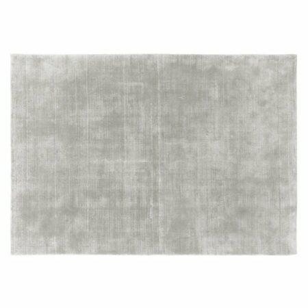 Vintage Teppich Batul in silber grau von Light & Living