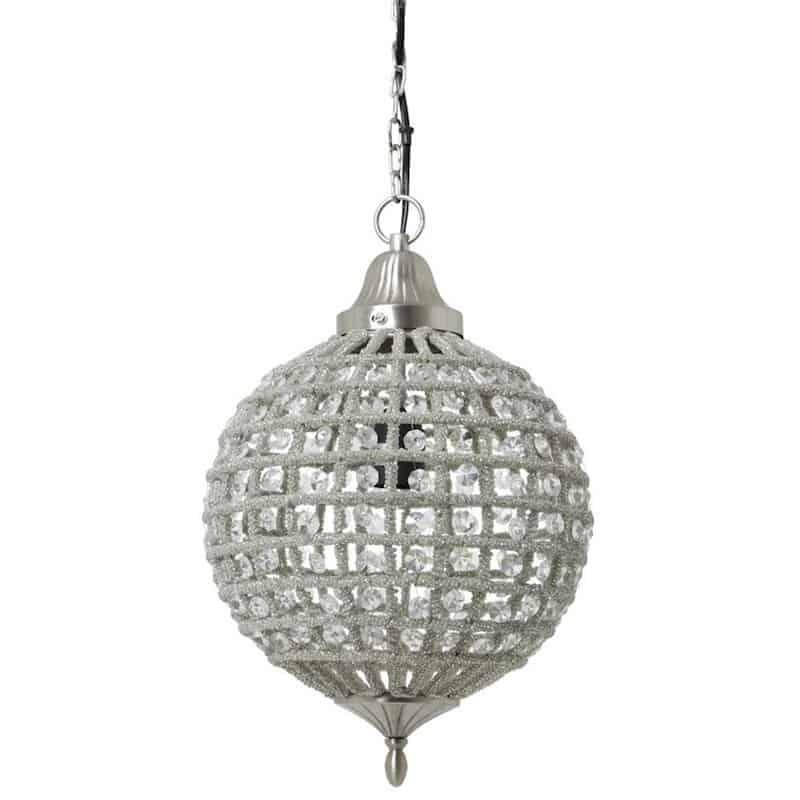 h ngeleuchte cheyenne kristall gutraum8 lampe leuchte. Black Bedroom Furniture Sets. Home Design Ideas