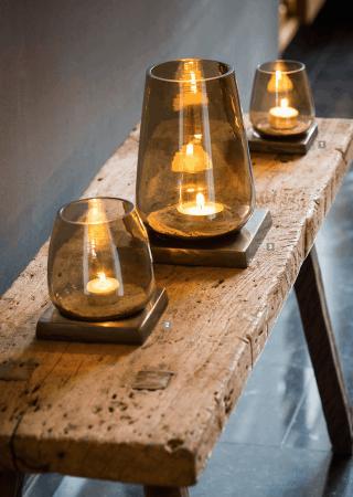 Windlicht / Vase GRANJA