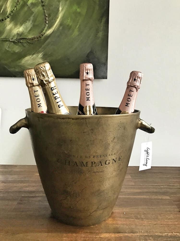 Champagnerkühler Antik
