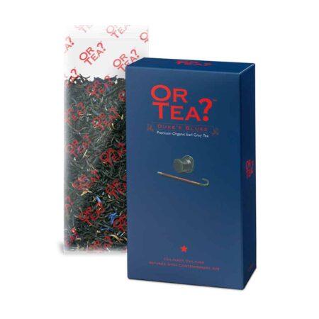 Or Tea? DUKE'S BLUE, Nachfüllpack schwarzer Tee