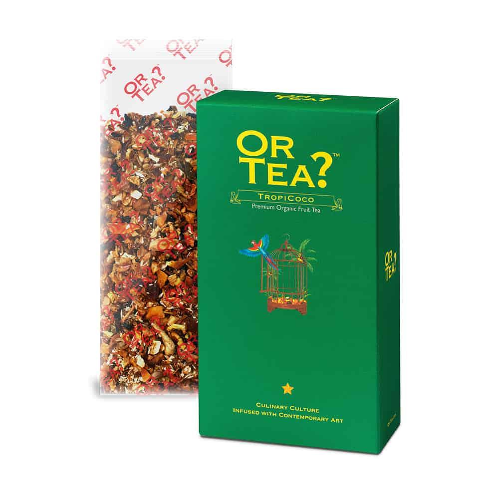 Or Tea? Früchtetee TROPICOCO Nachfüllpack