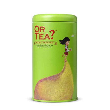 Or Tea? MOUNT FEATHER Bio Grüner Tee