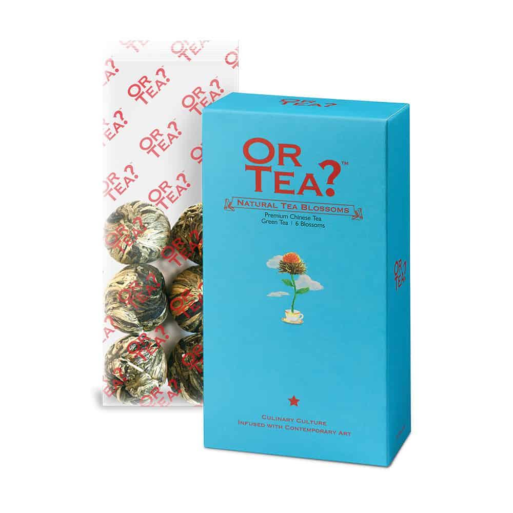 Grüner Tee NATURAL TEA BLOSSOMS Nachfüllpack