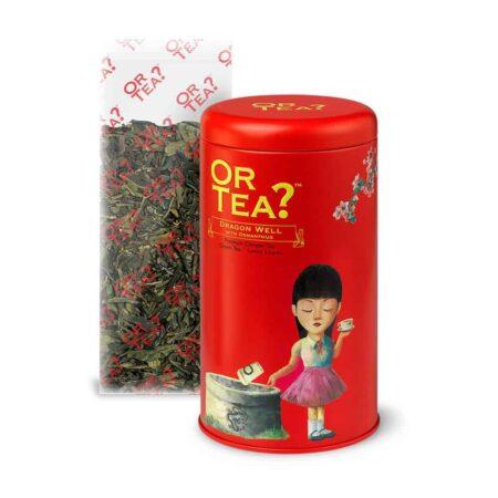 Or Tea? Grüner Tee DRAGON WELL in einer Dose