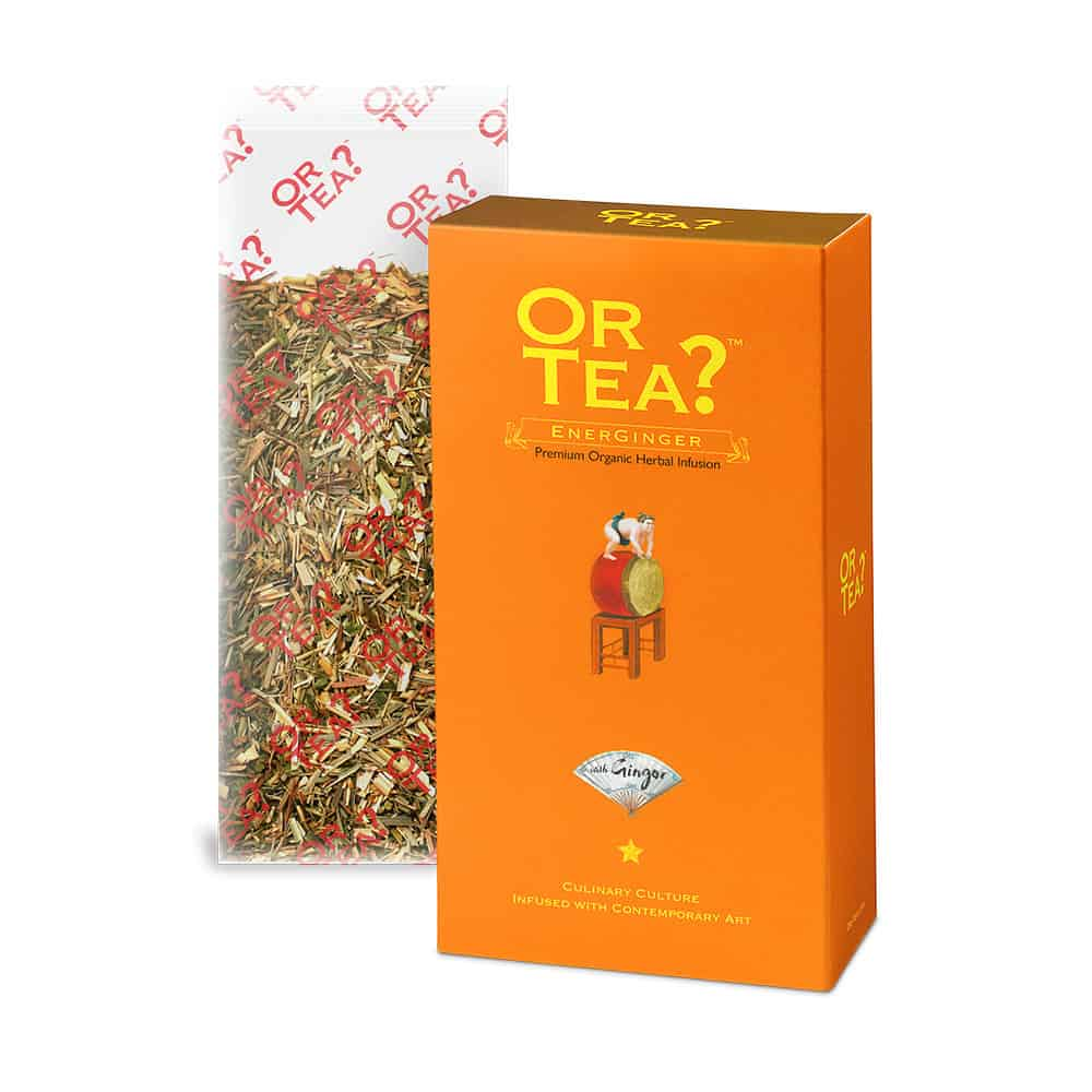 Or Tea? Kräutertee EnerGinger Nachfüllpack