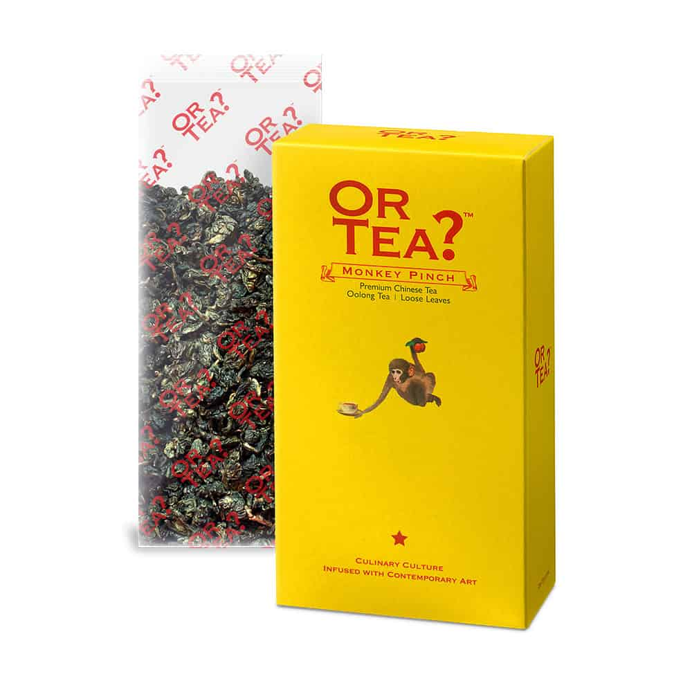 Oolong Tee MONKEY PINCH im Nachfüllpack