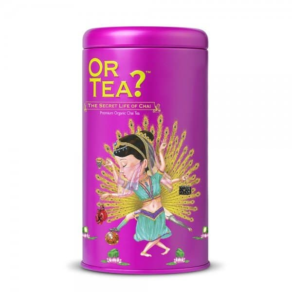 Or Tea? The Secret Life of Chai