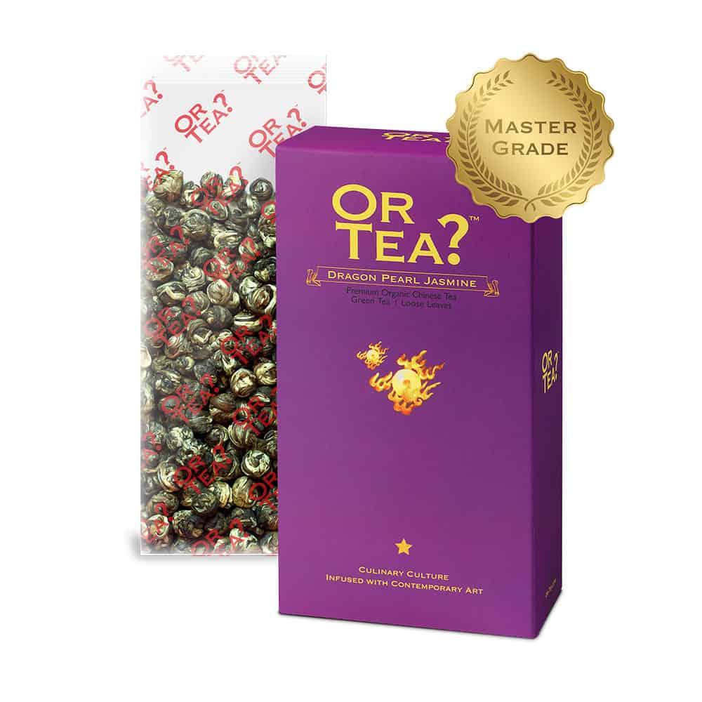 Grüner Tee DRAGON PEARL JASMINE Nachfüllpack