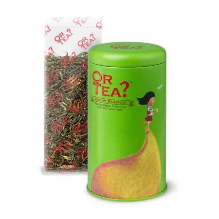 Or Tea? Grüner Tee MOUNT FEATHER loser Tee