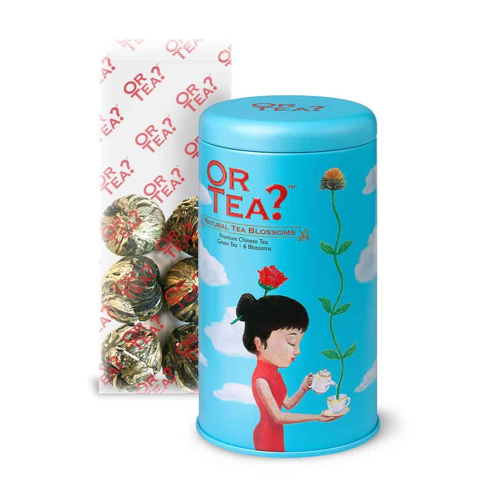 Or Tea Grüner Tee NATURAL TEA BLOSSOMS loser Tee