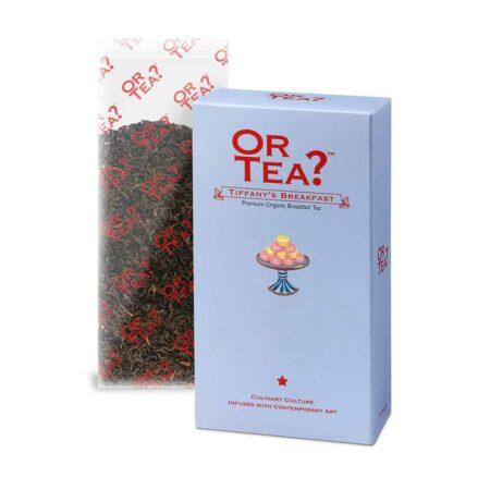 Schwarzer Tee TIFFANY'S BREAKFAST Im Nachfüllpack