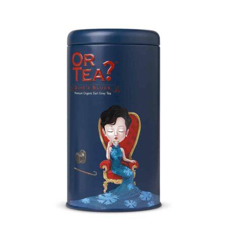 schwarzer-tee-Duke's-Blues-or-tea