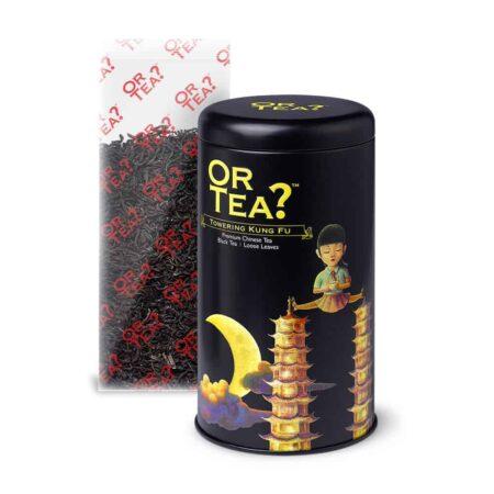 Or Tea? Schwarzer Tee TOWERING KUNG FU