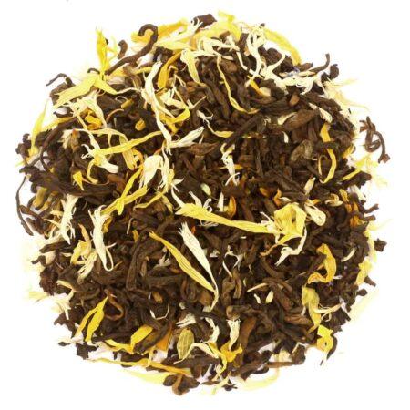 Or Tea? SLIMMING PUER, schwarzer loser Tee