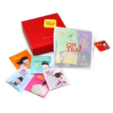 JUMBO Teebeutel Sammlung 17 Teesorten