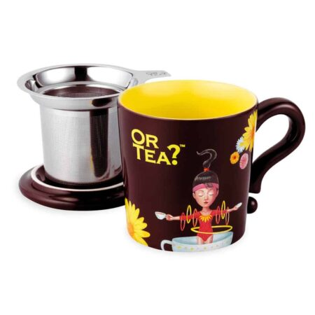Teetasse braun - Chocolate Mug LIMITED
