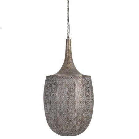 Hängeleuchte TANYA, Metall, orientalisch - Marrakesch Stil von Light & Living
