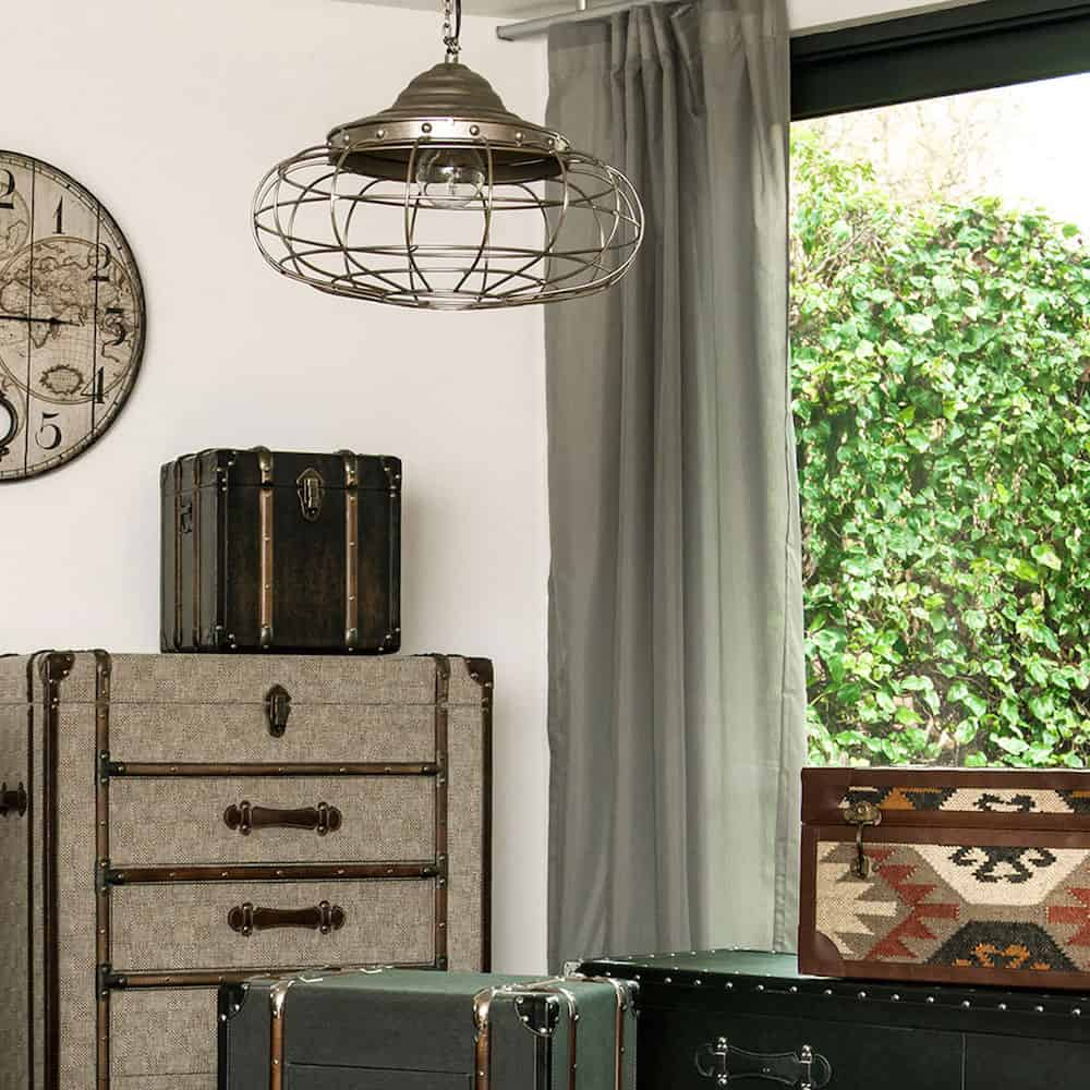h ngeleuchte aviator industrial loft gutraum8 lampe leuchte. Black Bedroom Furniture Sets. Home Design Ideas