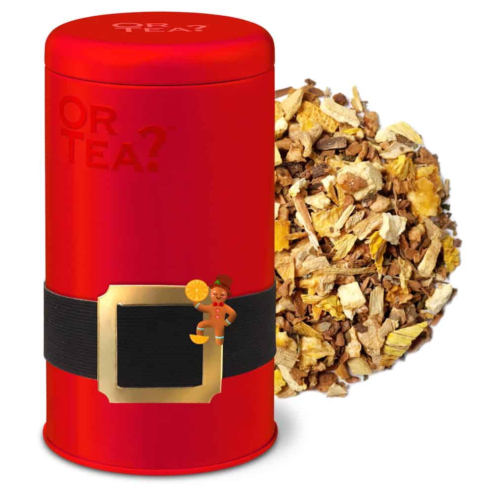 Gingerbread Orange von Or Tea? Tee zur Weihnachtszeit, Zimt, Orange, Ingwer Weihnachten