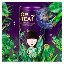 Or Tea? DETOXANIA, Kräutertee, Grüner Tee