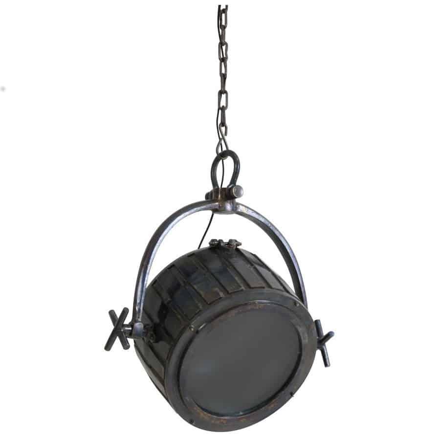 h ngeleuchte maaike antik kupfer spot 60 cm gutraum8. Black Bedroom Furniture Sets. Home Design Ideas