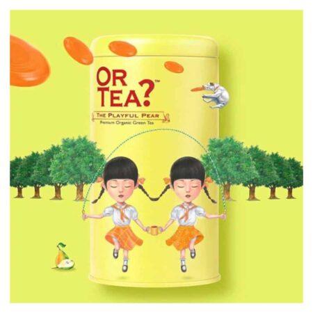 Grüner Tee – Playful Pear