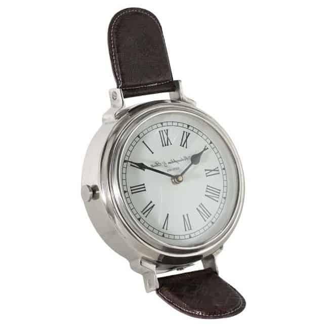 Light & Living Tischuhr WATCH, erinnert an eine Armbanduhr