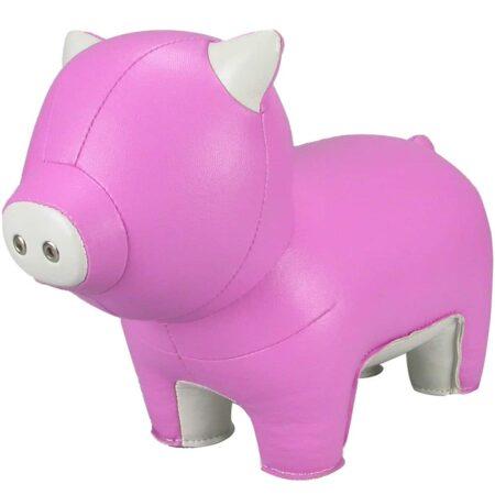 Buchstütze Türstopper PIG DIDI, Schwein in rosa von Zuny