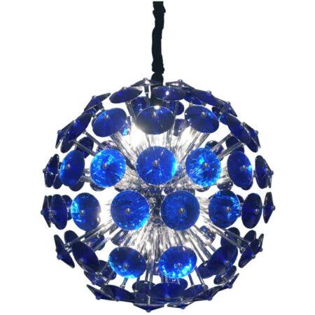 Hängeleuchte MARQUEE blau von Van Roon Living