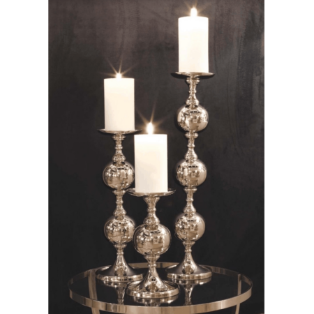 Kerzenständer LOVIK als Trio