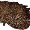Kuhfell Teppich ZEBRA