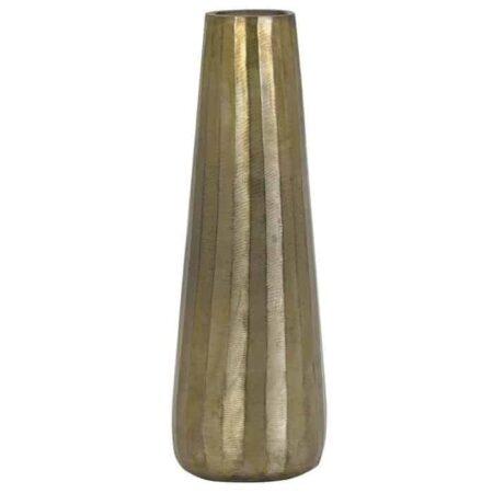 Vase DURANGO Roh Antik Bronze Ø13x39 cm von Light & Living