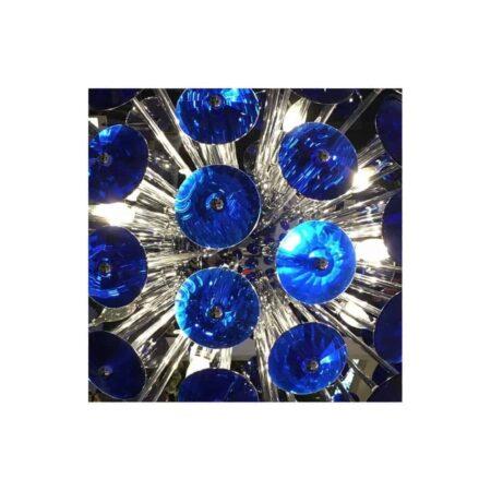 Hängeleuchte MARQUEE blau