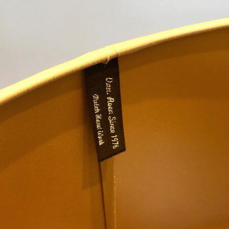 Tischlampe CAPRILLI Satin goldenes Pferd , Höhe ca 90 cm - Van Roon Living - Cosmopolitan Luxury Interior