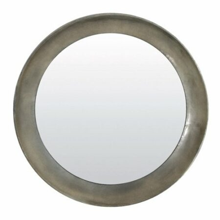 Light & Living Spiegel SPIRIT, rund antik Silber Ø80