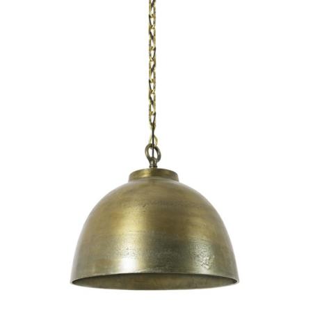 Hängeleuchte KYLIE antik Bronze von Light & Liiving