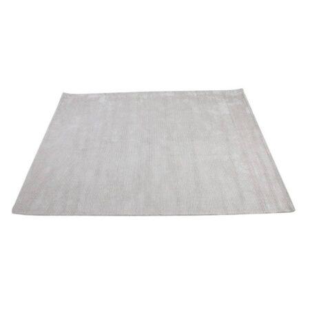 Light & Living Teppich SITAL Silber Grau gerippt