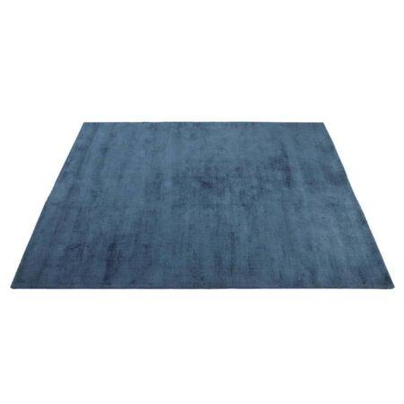 Vintage Teppich Petrol Blau von Light & Living