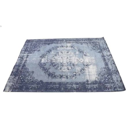 Light & Living Vintage Teppich DURLA Blau