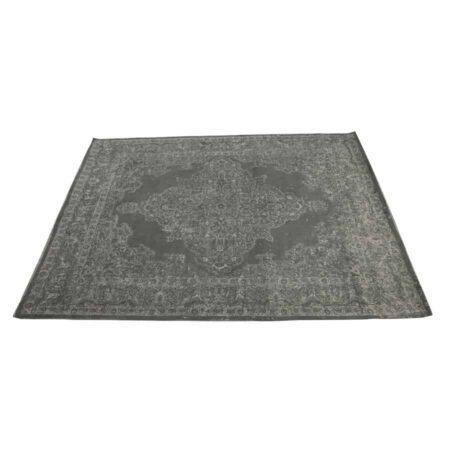 Vintage Teppich RASTI Grün von Light & Living